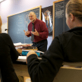 What Young Adults Really Need:  A Peek into a Waldorf High School Humanities Class