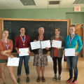 National Laureates in the AATF French Competition