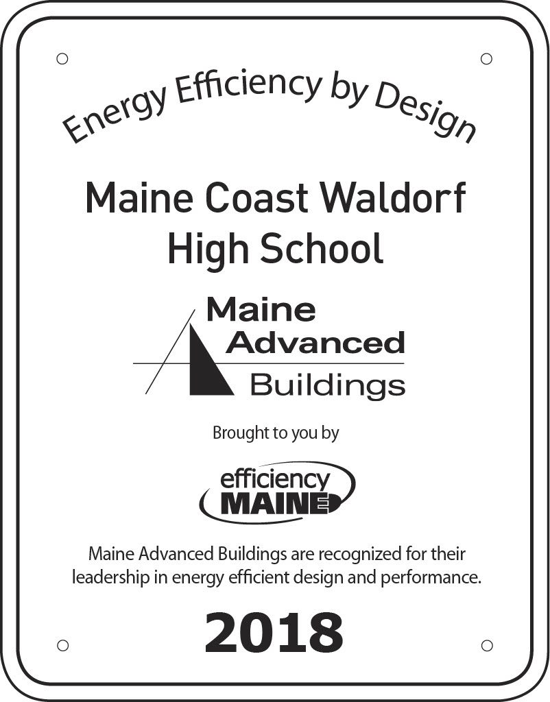 Efficiency Maine will present plaque to MCWS, March 30, 8 ...
