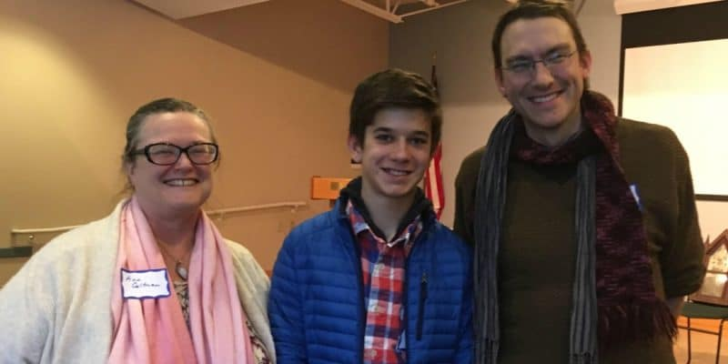 Maine Coast Waldorf School Student & Faculty Are Winners in Freeport